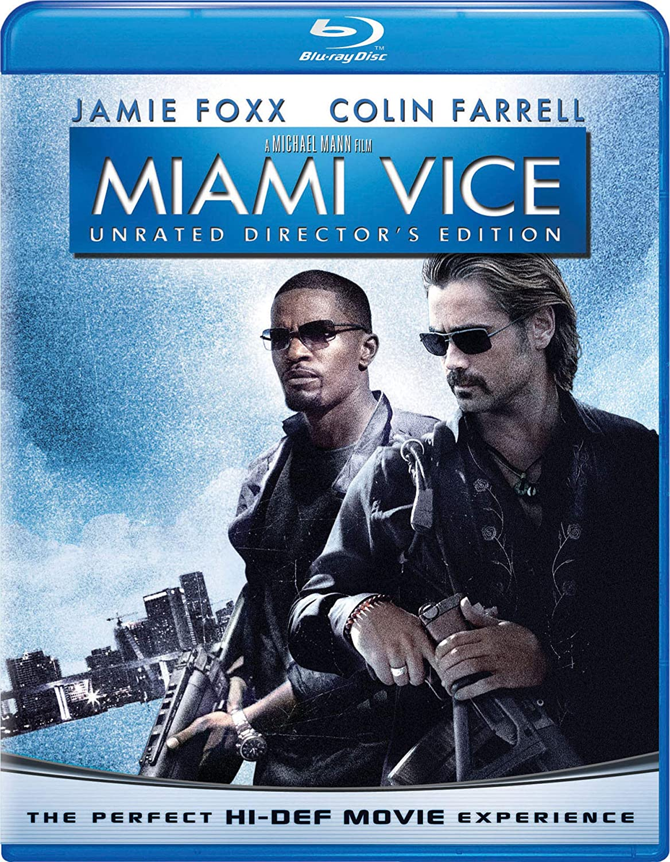 Miami Vice [Reino Unido] [Blu-ray]: Amazon.es: Colin