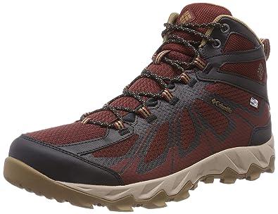 b66cec8ae3e Columbia Men's Multisport Shoes, Waterproof, PEAKFREAK XCRSN II XCEL MID