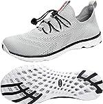 DLGJPA Women's Quick Drying Water Shoes for Beach or Water Sports