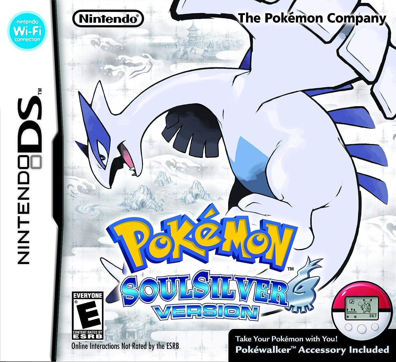 Question concerning pokemon soulsilver?
