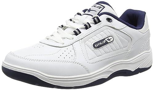 Gola Belmont Wf, Men's Fitness Shoes, White (White/Navy), 7