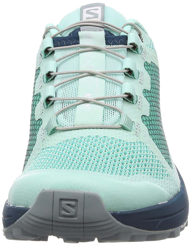 Amazon.com | Salomon Womens Xa Elevate Low Top Bungee Running Sneaker | Shoes