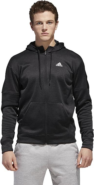 adidas Athletics Team Issue Full-Zip Fleece Hoodie