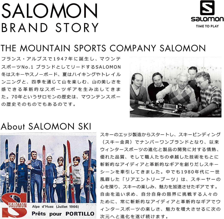 Salomon Quest Access