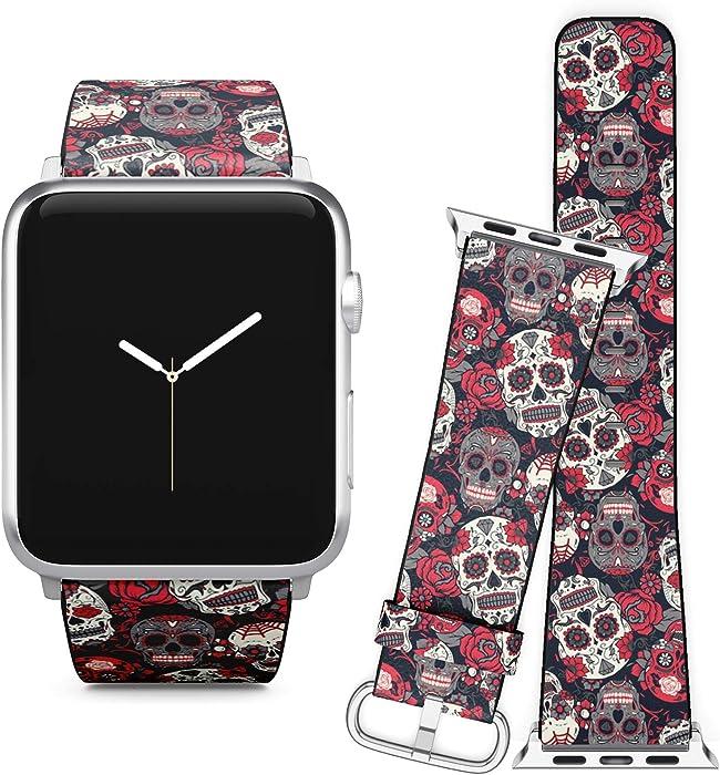 Top 10 Apple Watch Band Sugar Skull