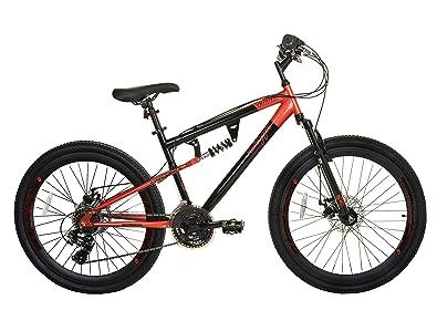 bb053adf97d Muddy Fox Women Dakota Dual Suspension  Disc Brakes 21 Speed Mountain Bike  - Black