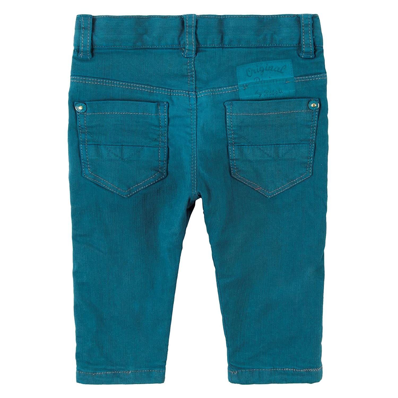 Boboli Unisex Fleece Denim Trousers for Baby Boy Sporthose