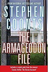 The Armageddon File (Tommy Carmellini Series) Kindle Edition