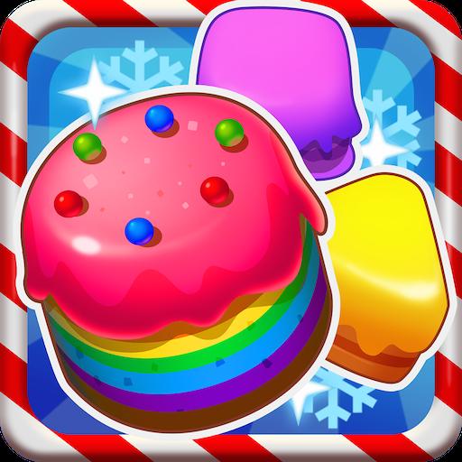 Cookie Blast 2 - Cookie Fun (Sweets Cookie Jar)