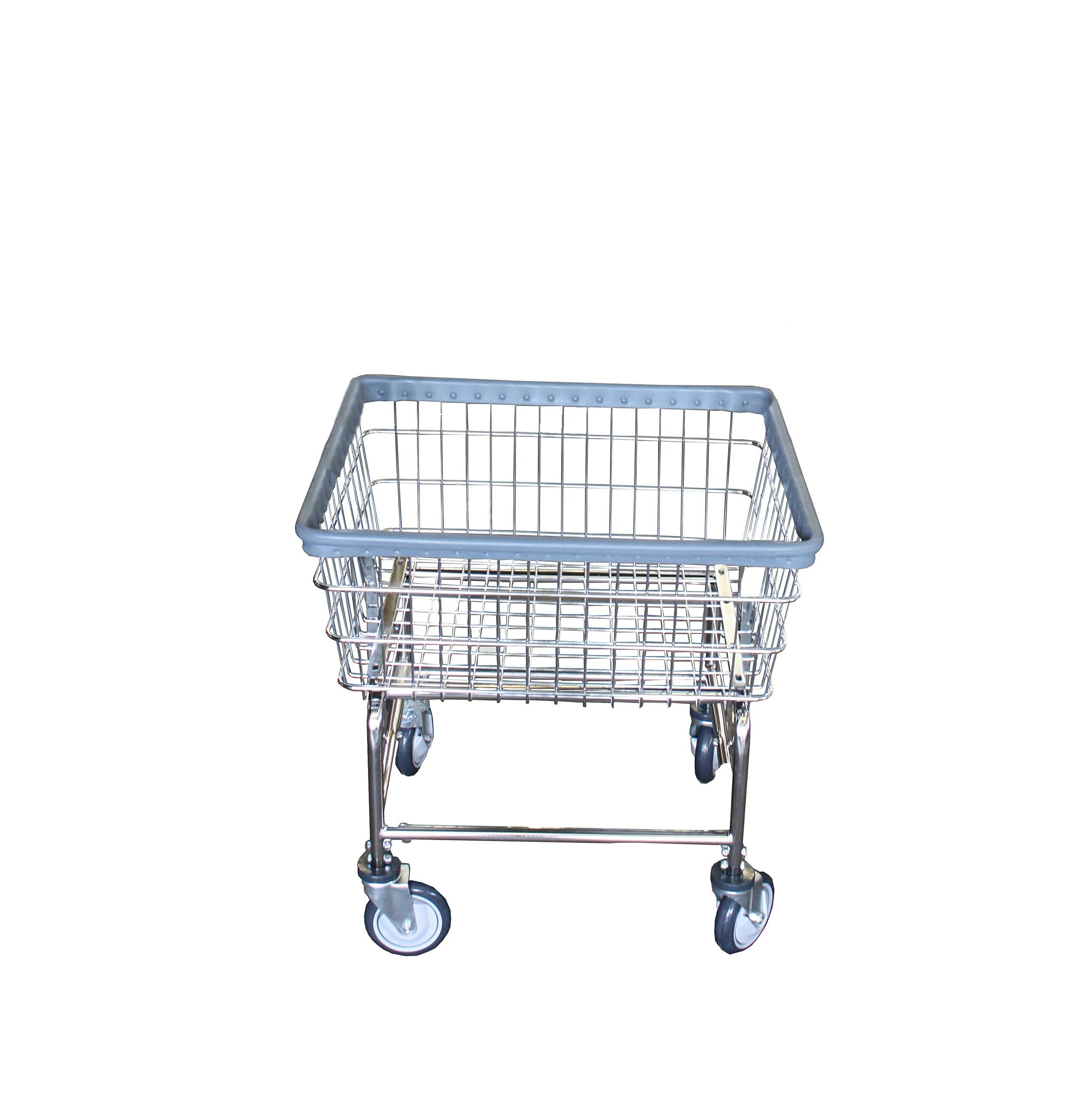 Economy Laundry Basket Cart