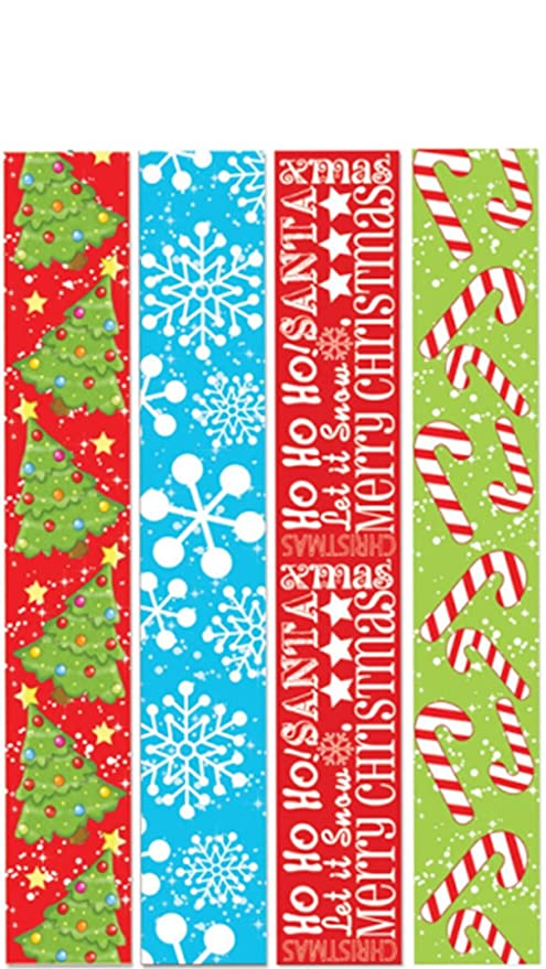 Christmas Paper Chains Uk.Christmas 100 Assorted Paper Chains Strips Party Decoration Frozen Art Craft Fun