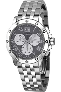 Raymond Weil Mens 4899-ST-00668 Tango Grey Chronograph Dial Watch