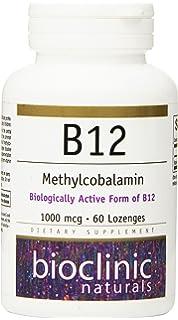 Bioclinic Naturals - B12 Methylcobalamin 1000 mcg 60 loz