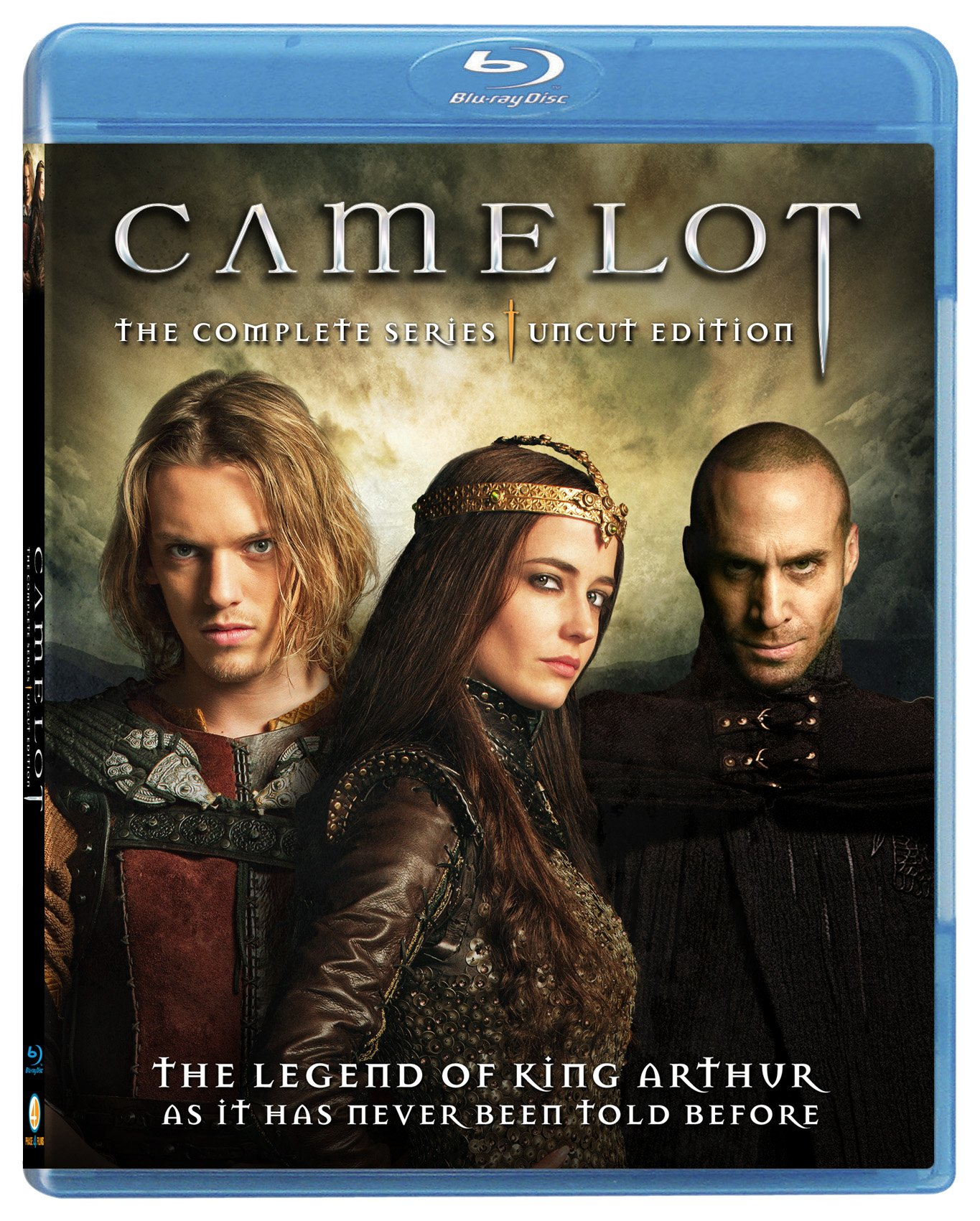 Camelot - The Complete Series [Uncut Edition] (Blu-ray)