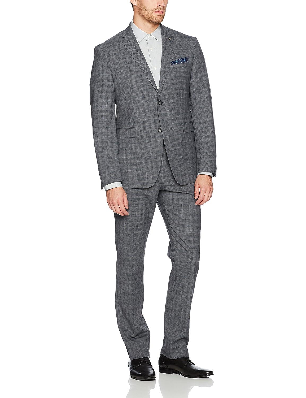 Original Penguin Mens Slim Fit Suit