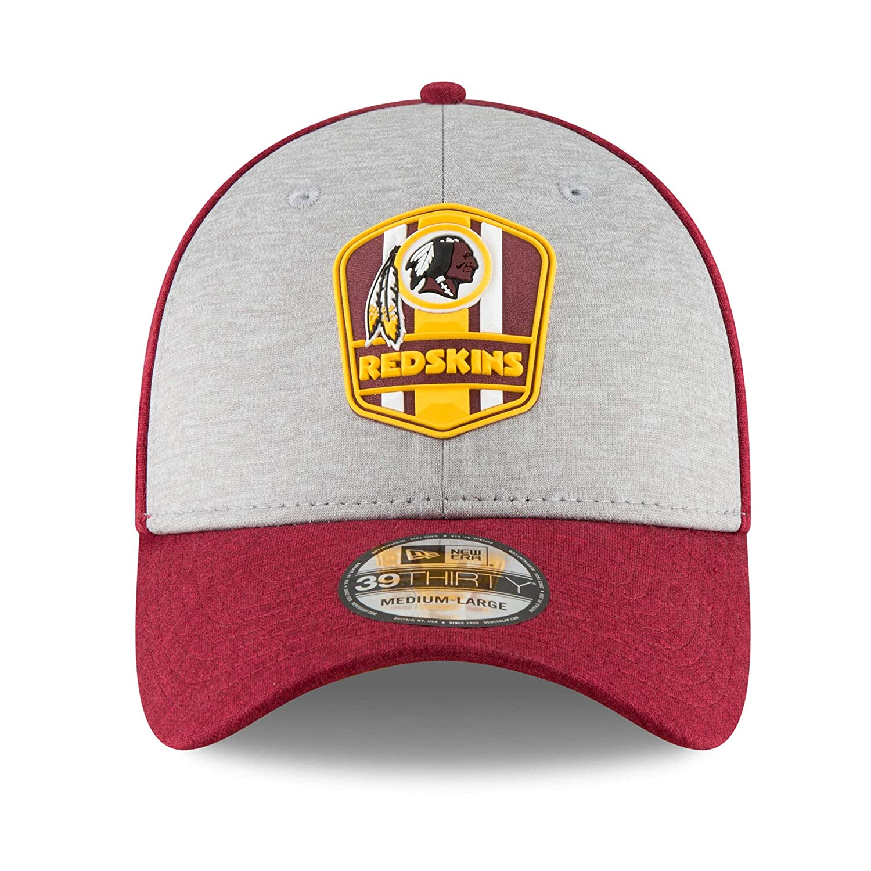 Amazon.com   New Era 39Thirty Cap - Sideline Away Washington Redskins - L XL    Sports   Outdoors 1b996e218