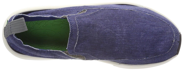 Sanuk Unisex Erwachsene Chiba Quest Slipper Blau Blau Blau (Navy) 22d87d