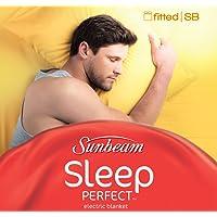 Sunbeam Sleep Perfect Fitted Single Heated Blanket 1 pc
