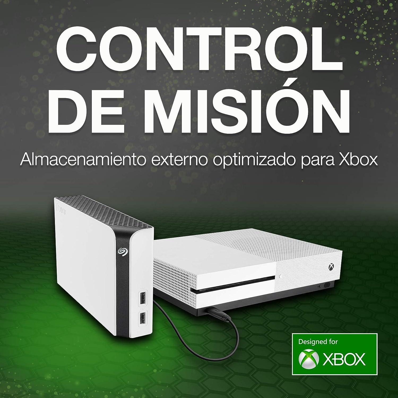 Seagate Game Drive Hub para Xbox STGG8000400 Unidad de Disco Duro ...
