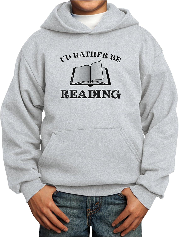 TooLoud Id Rather Be Gaming Sweatshirt
