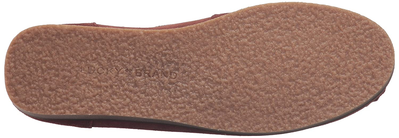 Lucky Brand B01CGWVPO4 Women's Acaciah Flat B01CGWVPO4 Brand 7 B(M) US|Russet eb1eff