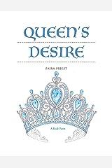 QUEEN'S DESIRE: A Book Poem Kindle Edition