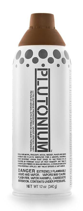 Plutonium Paint PLUTON-30340 Ultra Supreme Professional Aerosol Paint, 12-Ounce, Earth