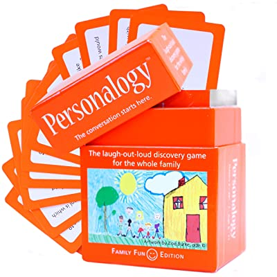 Continuum Games Personalogy Family Game, Kids Fun Game: Toys & Games