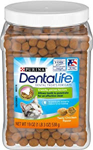 Purina DentaLife Adult Cat Treats