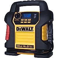 DEWALT 1400 Peak Amp Jump Starter with Digital Compressor