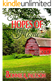 The Hope of Home: A sweet western romance (The Cowboy Brotherhood of Clearwater County Book 5)