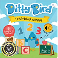 OUR BEST INTERACTIVE LEARNING SONGS BOOK for BABIES and PRESCHOOLERS. Musical Educational Toddler Toys. Sing-Along Board…