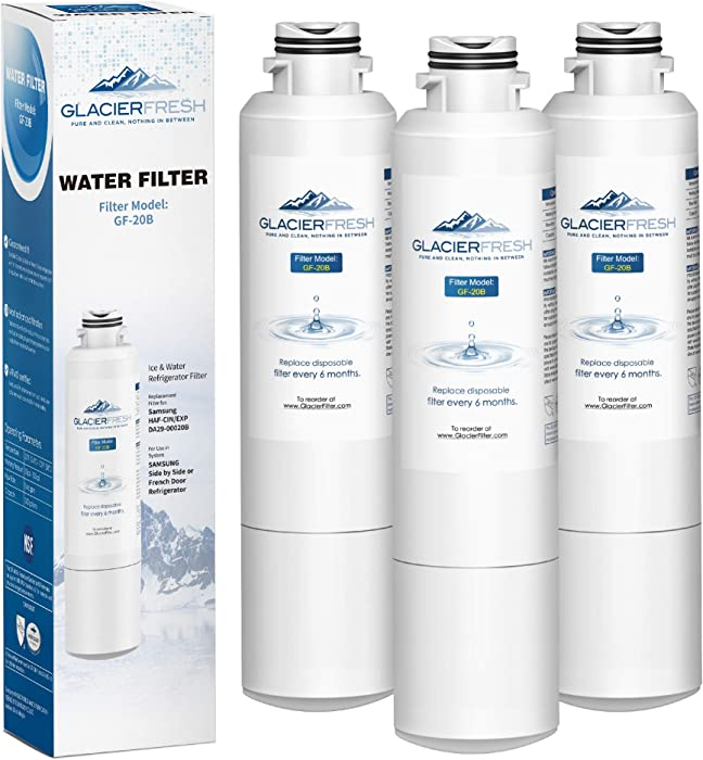 Top 10 Premium Refrigerator Water Filter A7412