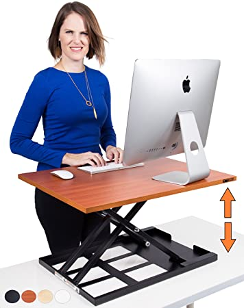 Amazoncom Standing Desk XElite Stand Steady Standing Desk