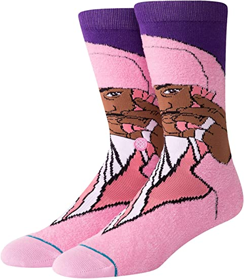 Stance Calcetines Cam´Ron The Uncommon Thread Rosa 38-42 EU