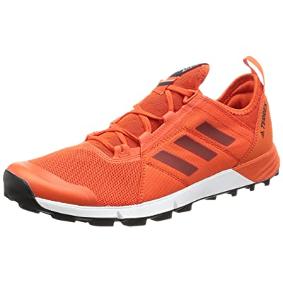 adidas Terrex Agravic Speed, Bottes de Randonnée Homme, Orange (Arancione Energi/Energi/Negbas), 46 EU