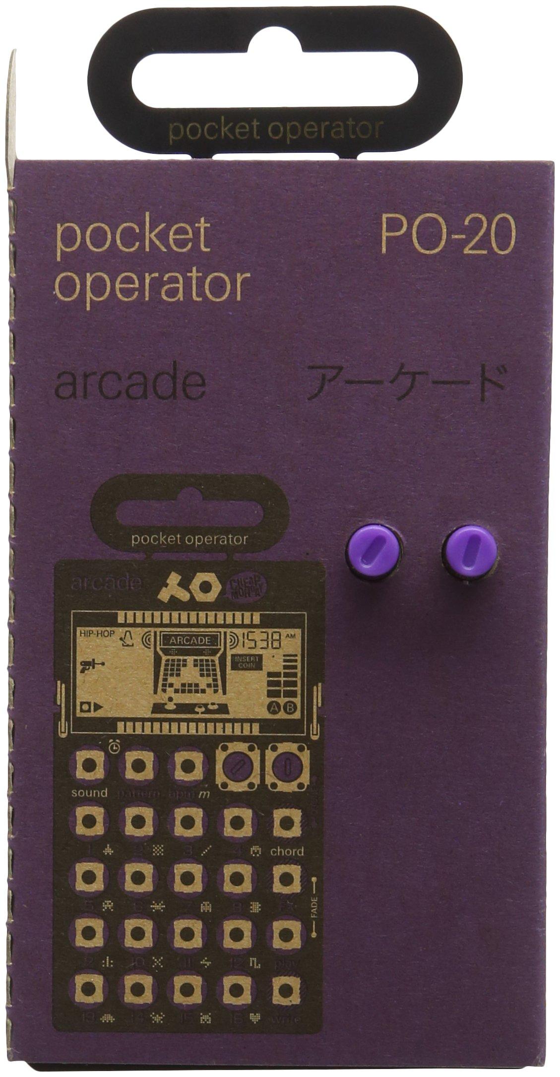 Teenage Engineering TE010AS020A PO-20 Arcade Pocket Operator by Teenage Engineering