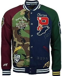 cd9aead71aa87 Polo Ralph Lauren Men's US Open Ball Boy Jacket at Amazon Men's ...