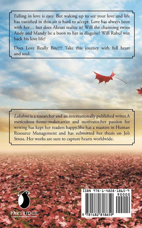 Amazon.com: Does Love Really Bite? (9781482818659): Lakshmi C.  Radhakrishnan: Books