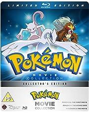 Pokemon Movie 1-3 Collection Steelbook