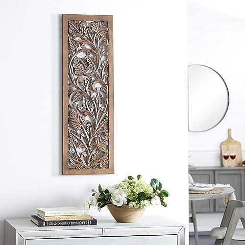 Deco 79 96077 Wood Wall Panel