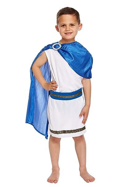 Henbrandt Boys Costume: Caesar (Large 10-12 Years)