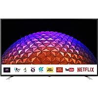 Sharp 2T-C40BG3KG2FB 40 Inch Full HD LED Smart TV with Freeview Play, 3 x HDMI, 2 x USB, Scart, USB Record Black
