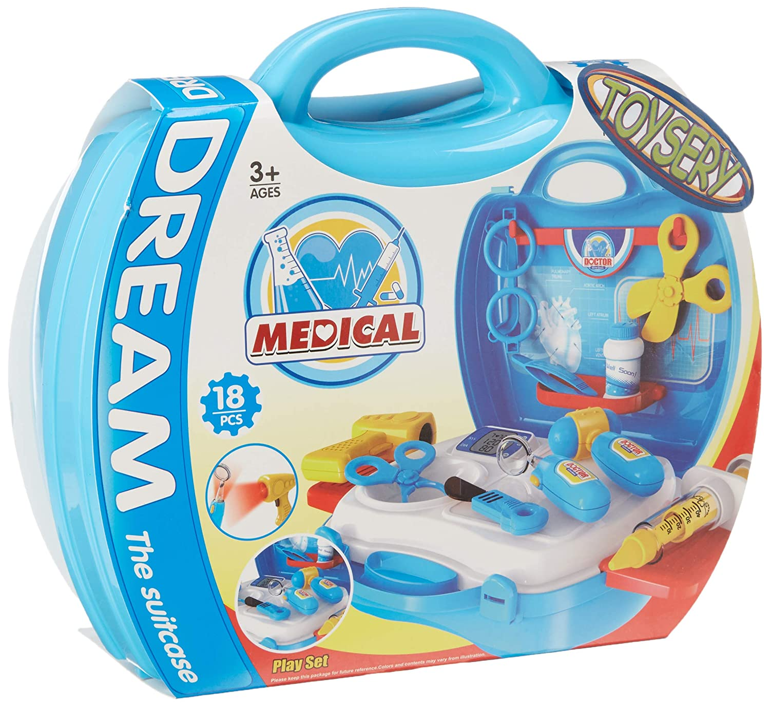 Top 9 Best Toy Doctor Kits Reviews in 2020 8