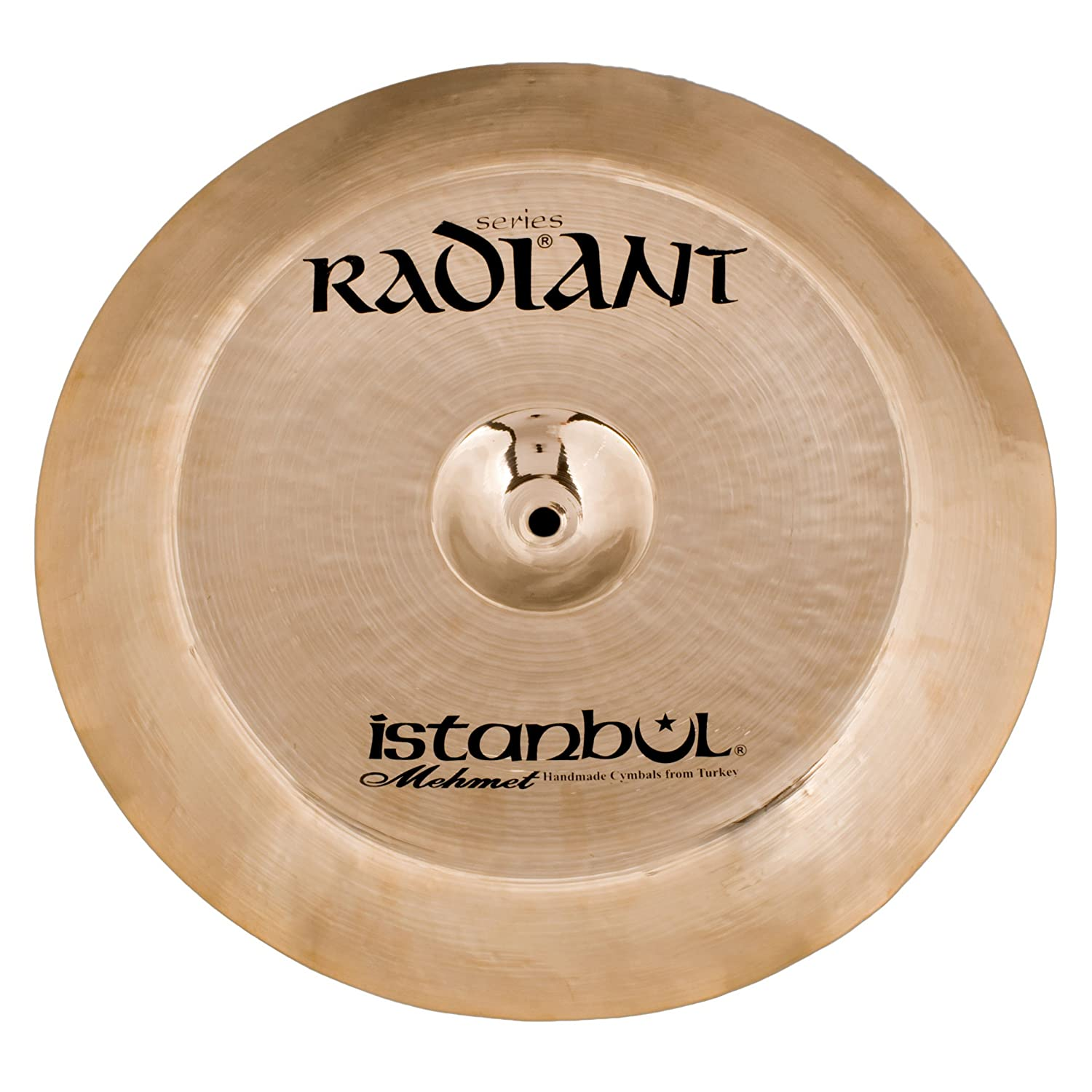 Istanbul Mehmet Cymbals Modern Series R-CH14 14-Inch Radiant China Cymbal