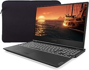 """Lenovo Legion Y540 144Hz Gaming Laptop, 15.6"""" IPS Full HD, Core i7-9750H Hexa-Core up to 4.50 GHz, GTX 1660Ti, 16GB RAM, 1TB SSD, Backlit KB, HDMI/Mini DP, RJ-45, USB-C, Mytrix Sleeve, Win 10"""