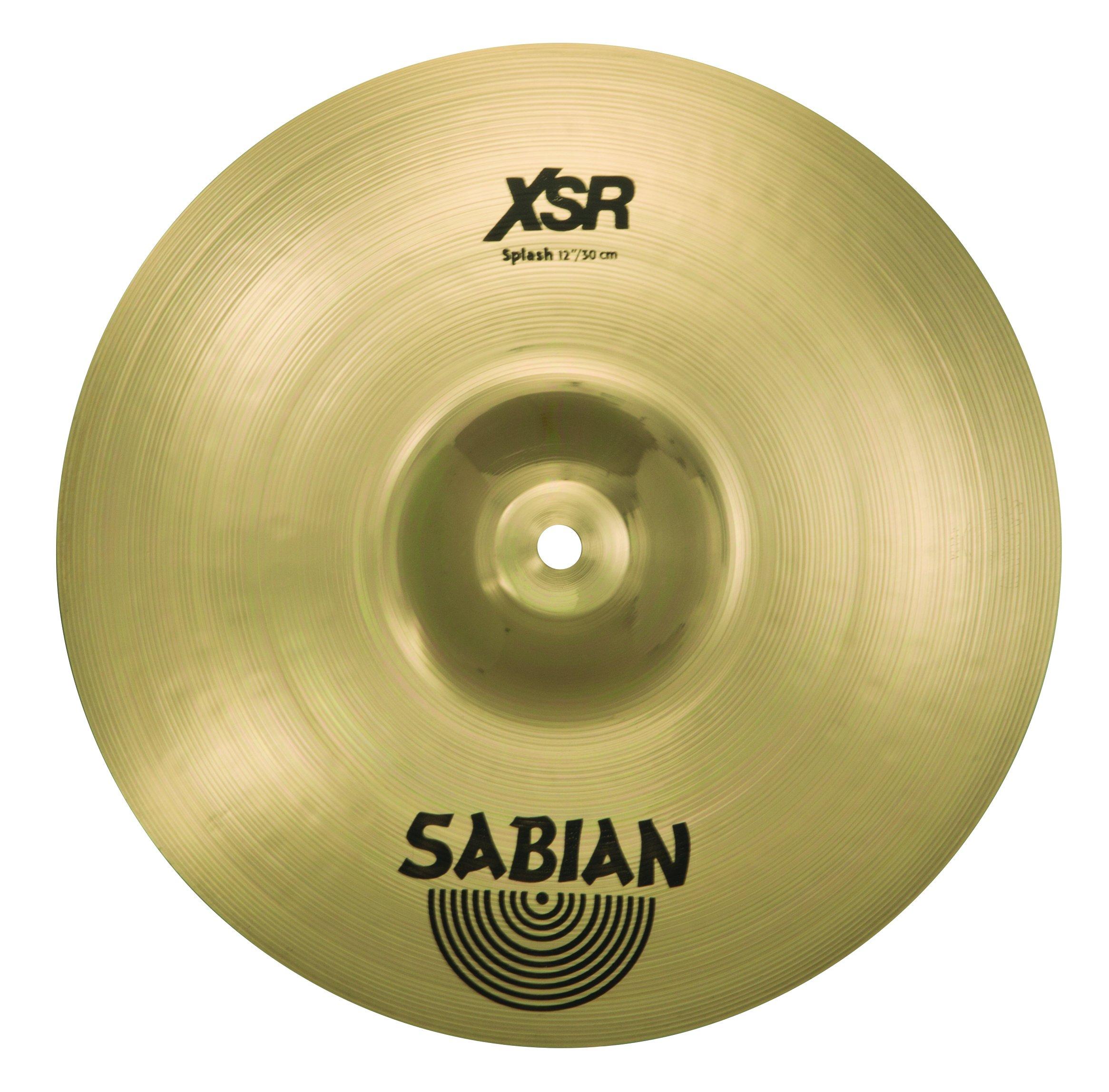 Sabian Cymbal Variety Package, inch (XSR1205B) by Sabian