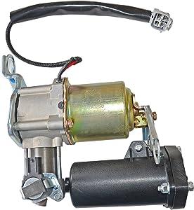 Air Suspension Compressor Pump with Dryer for Toyo ta Land Cruiser Prado Le xus GX470 4.7L 2003 2005 2008 2009 48910-60020 48910-60040 GELUOXI