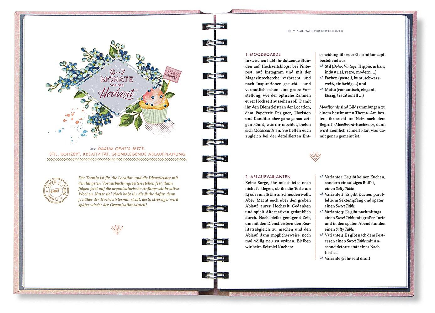 Komm Wir Trauen Uns Unser Hochzeitsplaner Amazon De Ariane