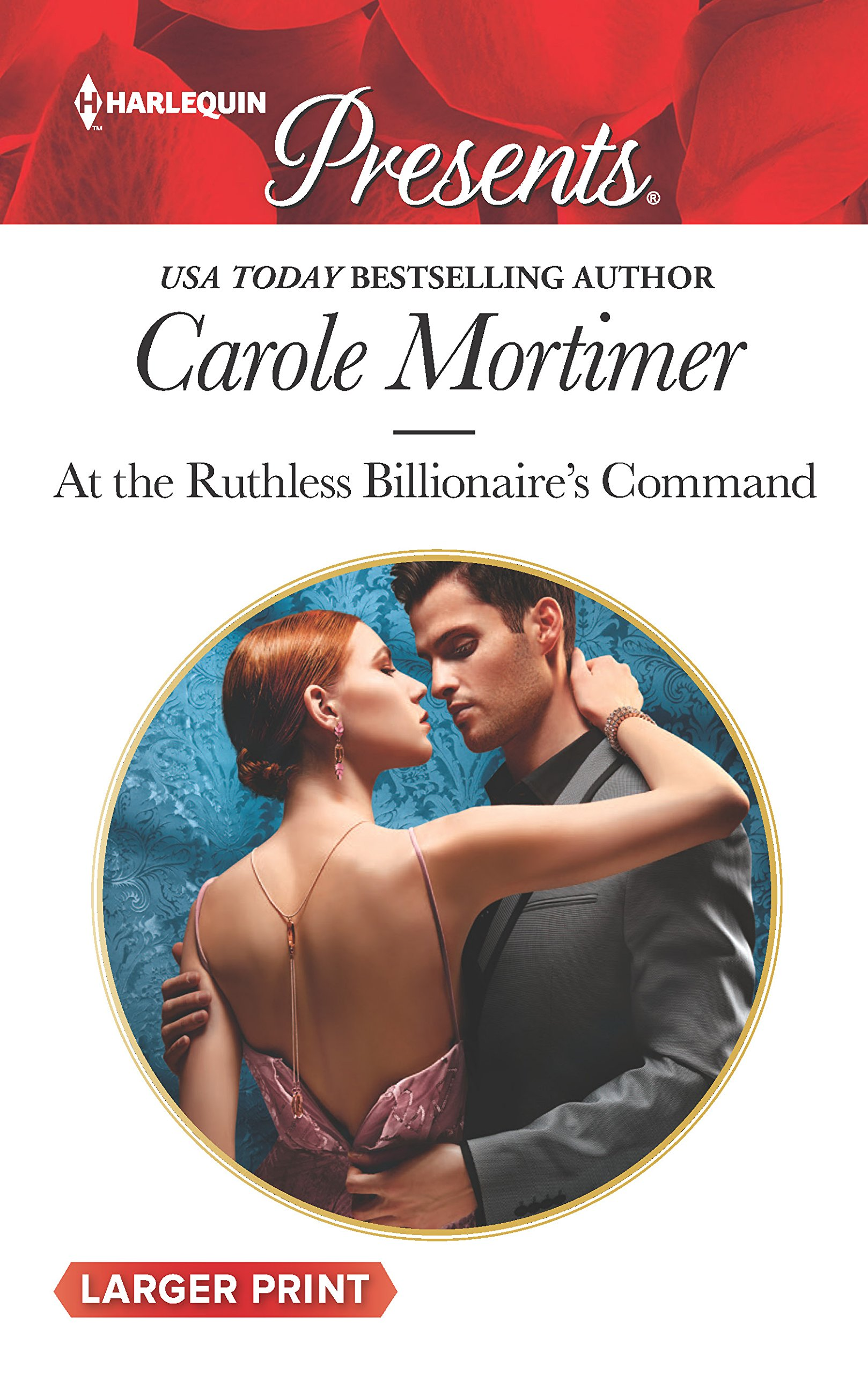 Read Online At the Ruthless Billionaire's Command (Harlequin Presents) pdf